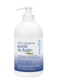 Argán Aceite Loción Corporal 500